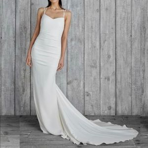 Nicole Miller Celine Wedding Dress